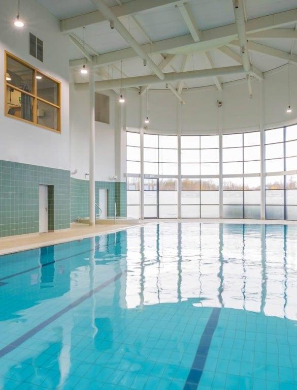 Beste Indoor Pool Bauen Traumhafte Schwimmbaeder Bilder ...