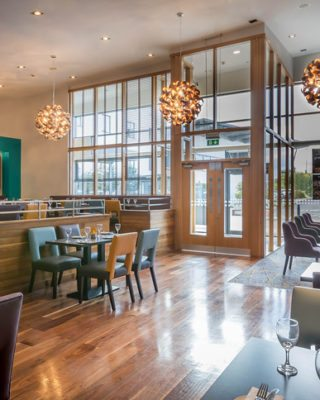 Maldron Hotel Portlaoise Restaurant