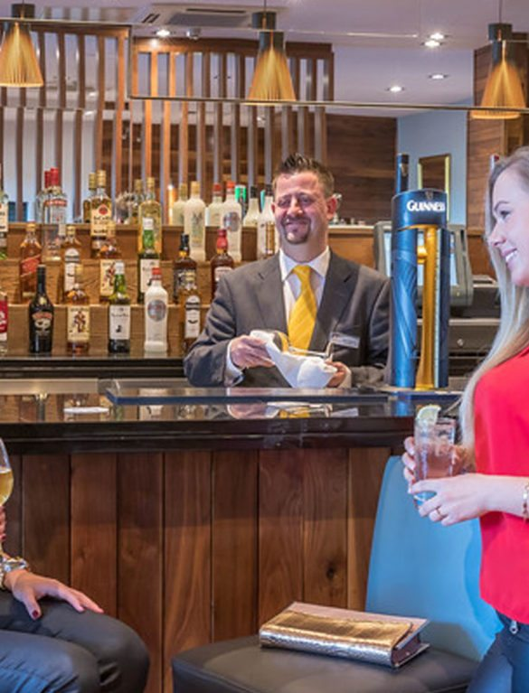 The newly refurbished Maldron Hotel Portlaoise
