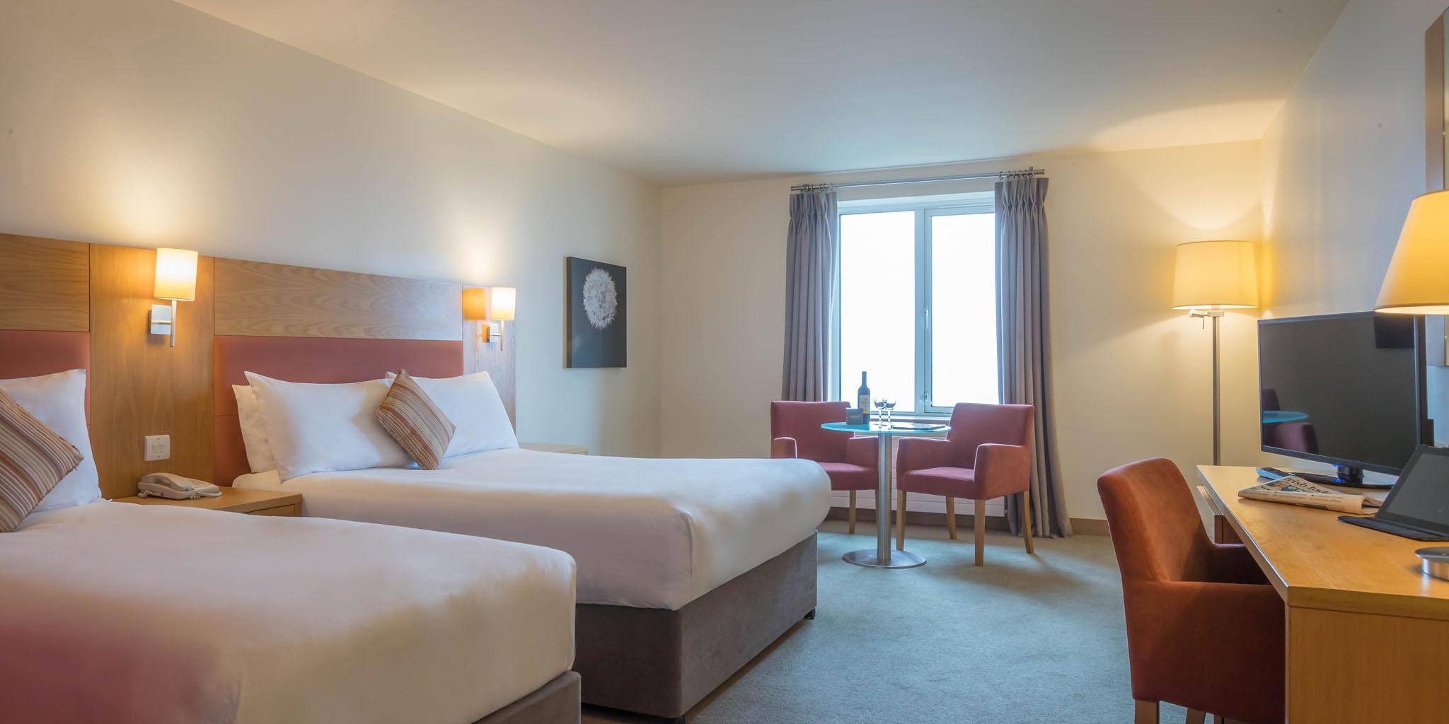 Maldron Hotel Portlaoise Standard Room