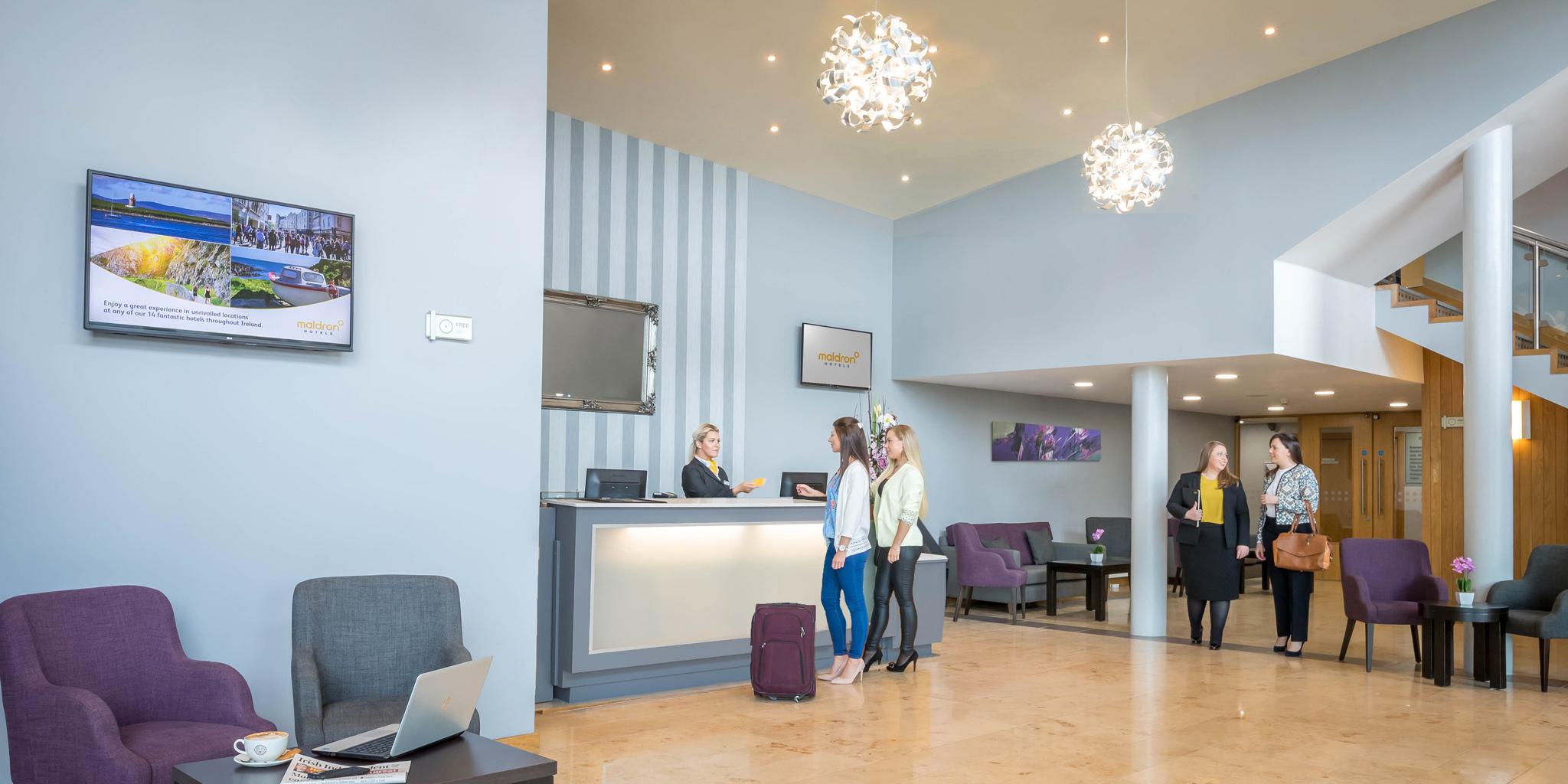Reception_at_Maldron_Hotel_Portlaoise