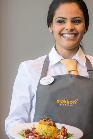 Maldron Hotel Portlaoise Helpful And Friendly Staff