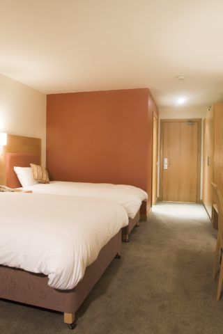 Bedroom At Maldron Hotel Portlaoise