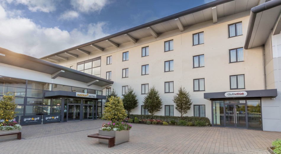Maldron_Hotel_Portlaoise_Exterior