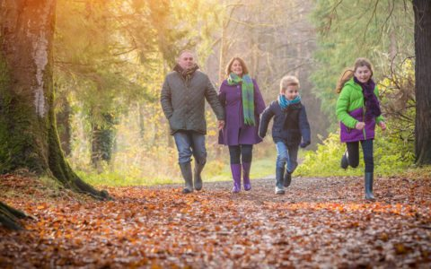 Maldron Hotel Portlaoise Family Walk In The Woods