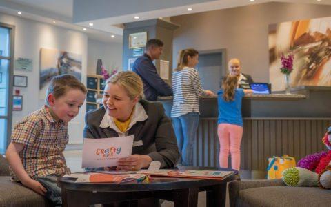 Maldron Hotel Portlaoise Welcomes Families