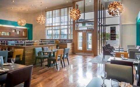 Maldron Hotel Portlaoise Grain & Grill Restaurant