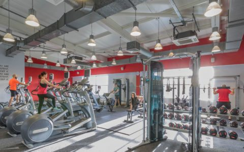 Club Vitae Gym At Maldron Hotel Portlaoise