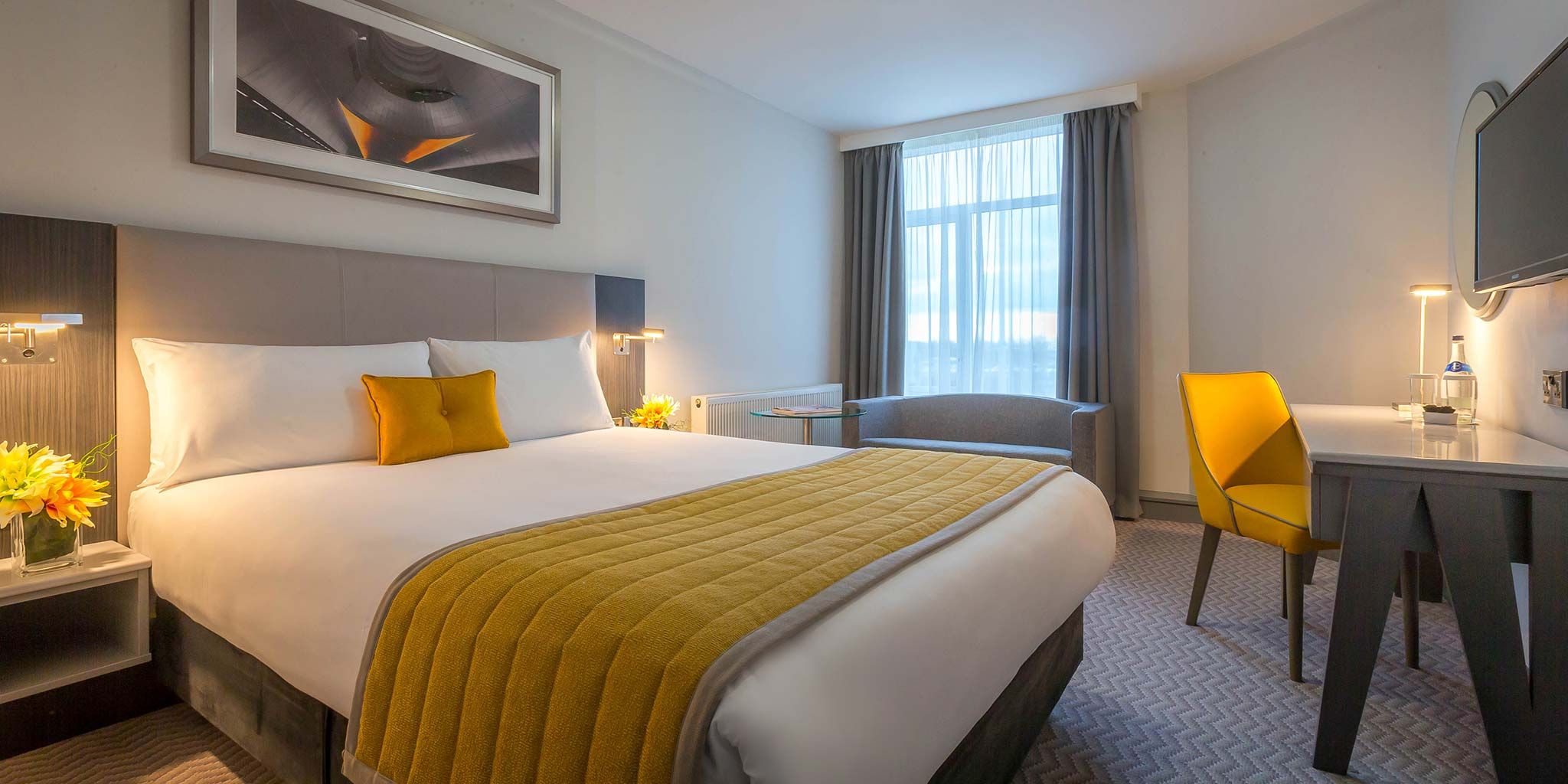 Maldron Hotel Portlaoise Superior Room